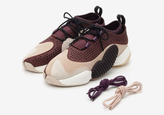 "adidas Consortium Crazy BYW Low Is Dropping Soon In ""Noble Ink"""