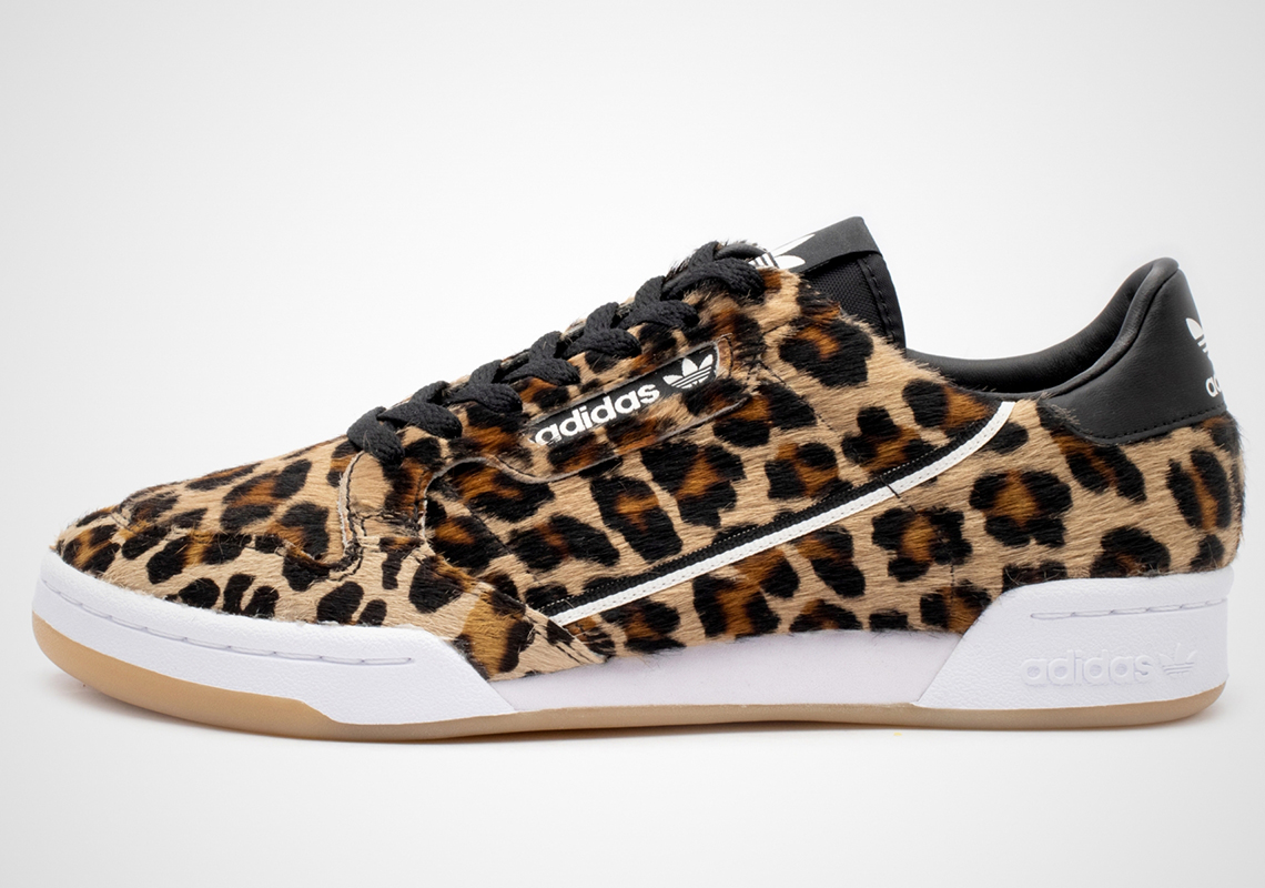 adidas Continental 80 Leopard F33994 Release Info ...