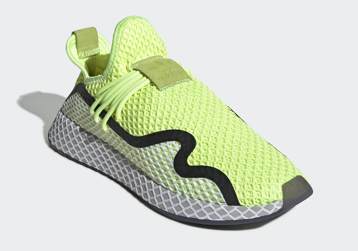f5a9bae28 The adidas Deerupt S Is Coming Soon In Volt