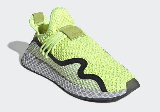 The adidas Deerupt S Is Coming Soon In Volt