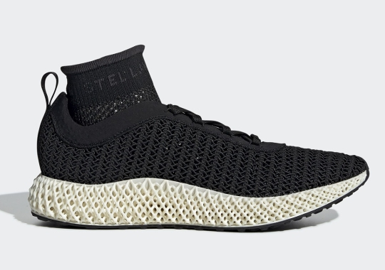 The Next adidas Futurecraft 4D Shoe Is A Stella McCartney Collaboration