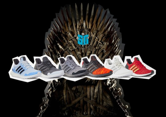 A Full Breakdown Of The adidas Game of Thrones Ultra Boost Collection