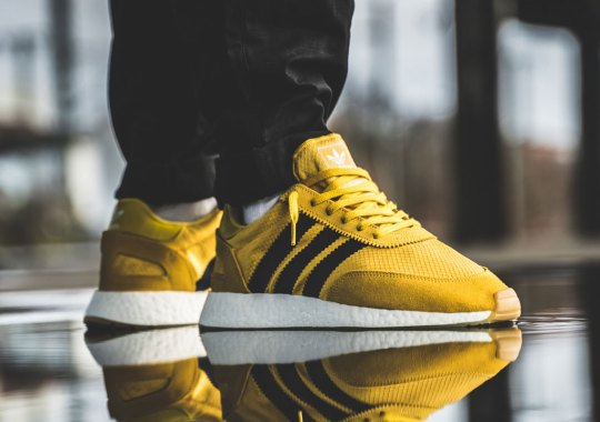 The adidas I-5923 Returns In Wu-Tang Colors
