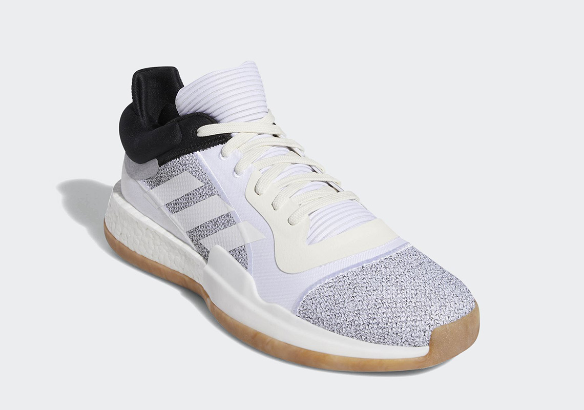 adidas Marquee Boost White Gum BB9299 Release Date SBD