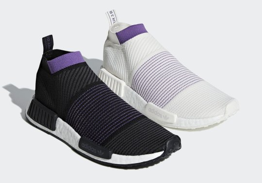 "The adidas NMD City Sock Returns With The ""Purple Pack"""