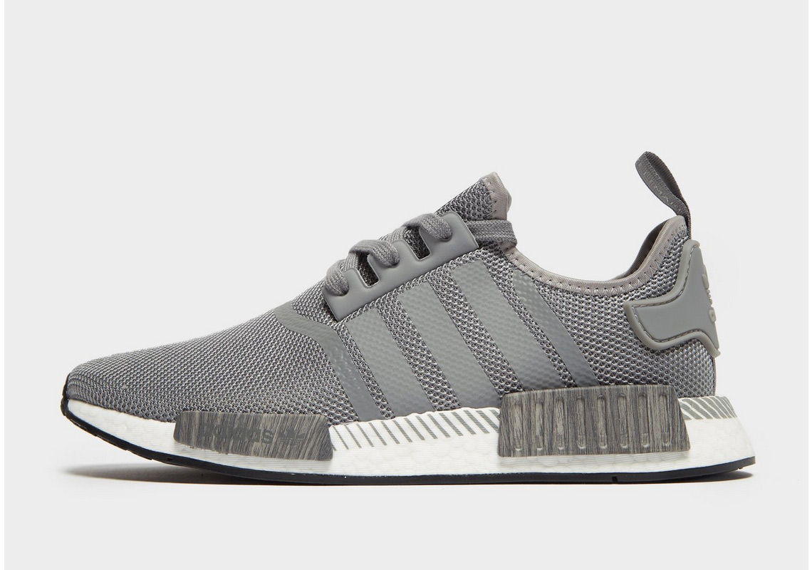 The Adidas NMD R1 Adds New Diagonal Midsole Details