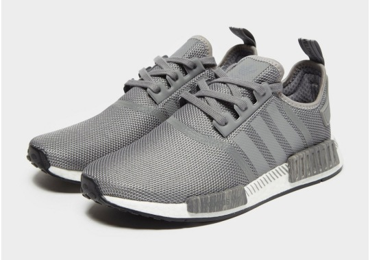 96af4fdb5 The adidas NMD R1 Adds New Diagonal Midsole Details