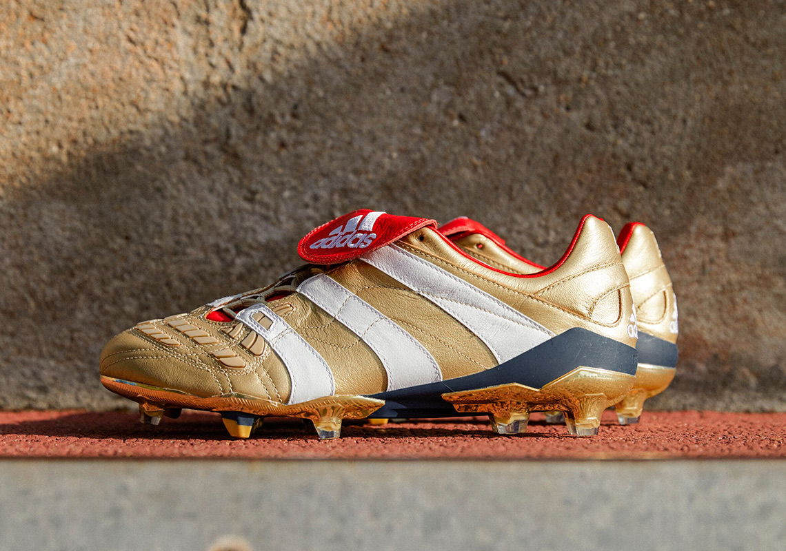 91c8ae191047 ... a Predator 19+ further inspired by Zidane's incredible 1998 season will  drop on the 12th. Advertisement. adidas Consortium Predator Accelerator FG  ZZ