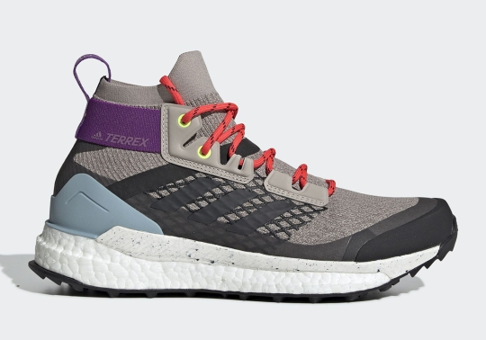 The adidas Terrex Free Hiker Is Coming Soon In An Outdoor Friendly Palette