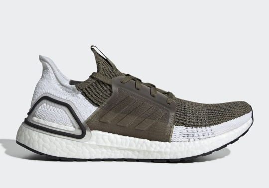 "The adidas Ultra Boost 2019 Adds ""Raw Khaki"""
