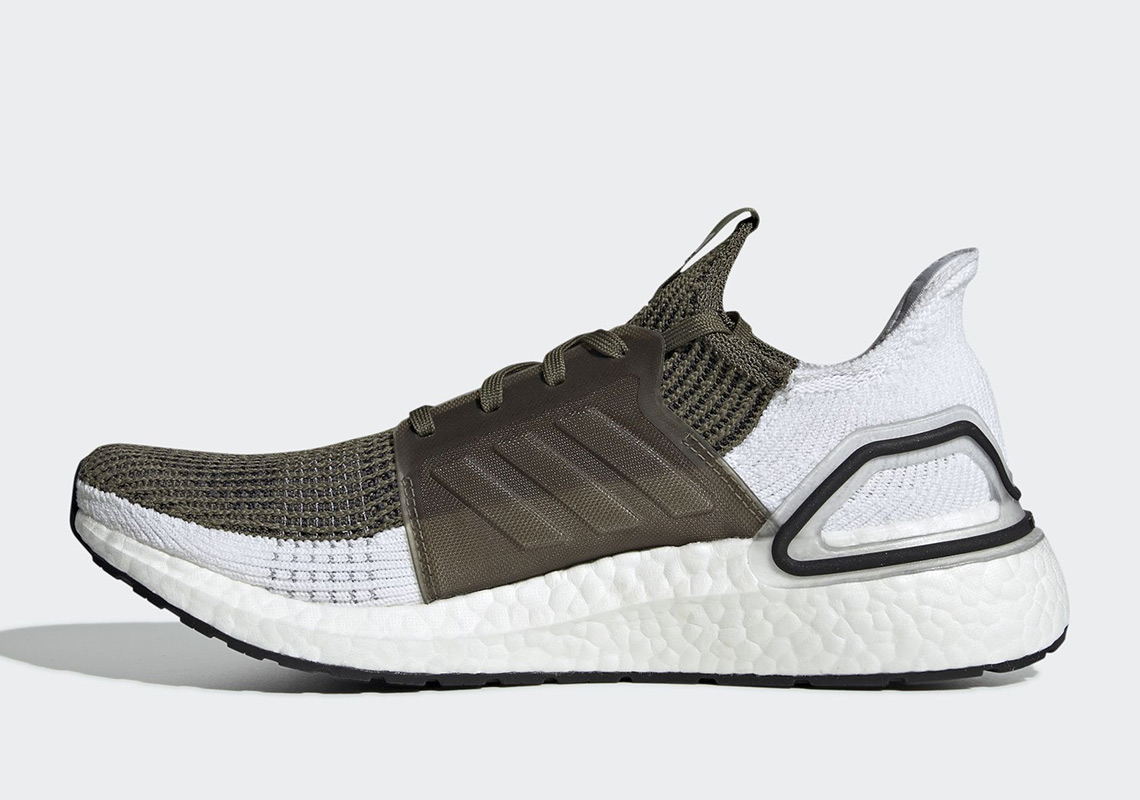 50721033679 The adidas Ultra Boost 2019 Adds Raw Khaki Footwear in 2019