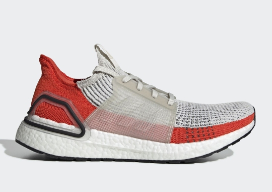 "eb42ad3ed10c The adidas Ultra Boost 2019 Is Releasing In A Bold ""Active Orange"""