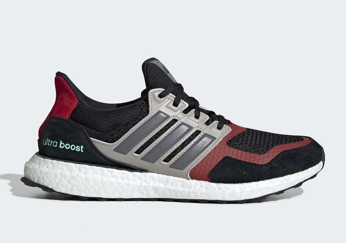 adidas ultra boost suede and leather