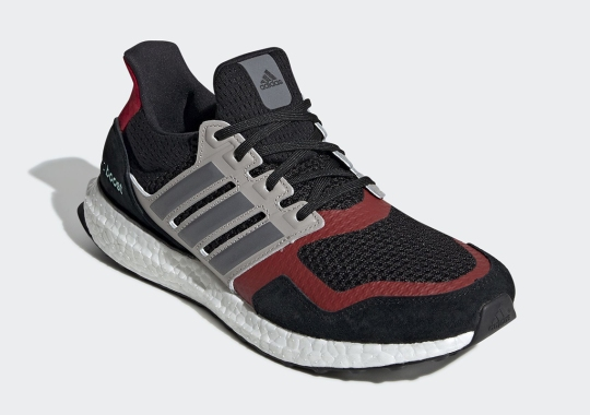 The adidas Ultra Boost S L Appears With Grey And Red Details 40ae0a3ae32d3