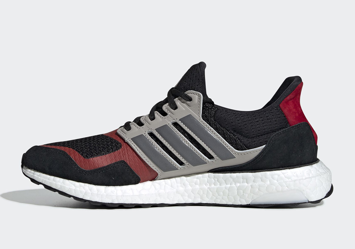 10b248ab12e2 adidas Ultra Boost S L  180. Color  Core Black Grey Four Power Red