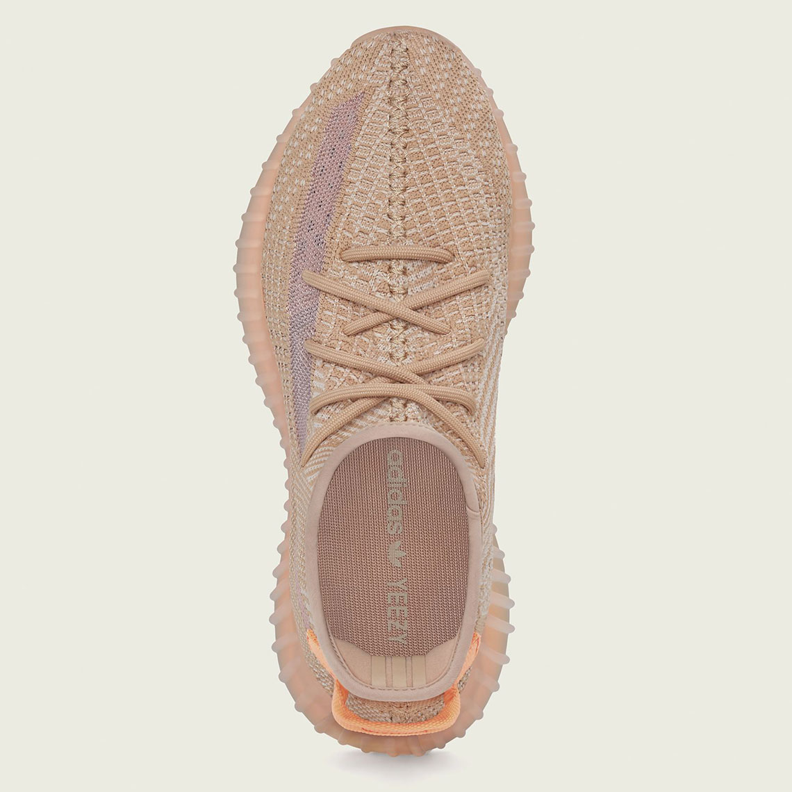 "Adidas YEEZY BOOST 350 V2 ""Clay"" Official Images"