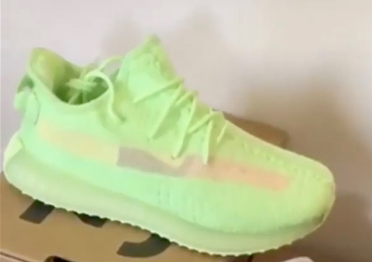 Kim Kardashian Previews New adidas Yeezy Boost 350 V2s and 700 V2s On Snapchat