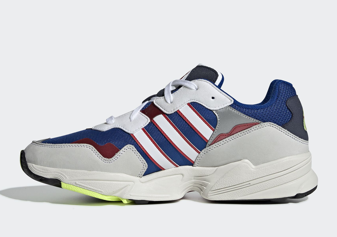 adidas Yung 96 Navy Red DB3564 Release