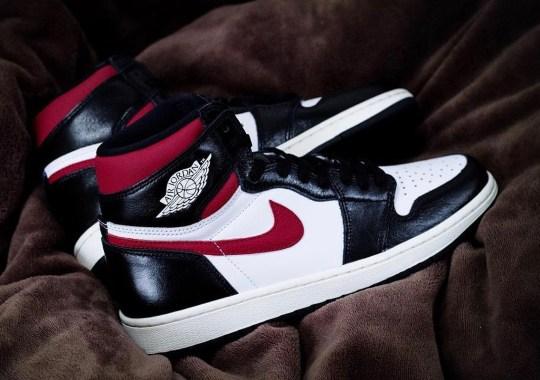 "Detailed Look At The Air Jordan 1 Retro High OG ""Gym Red"" 025edeea65"