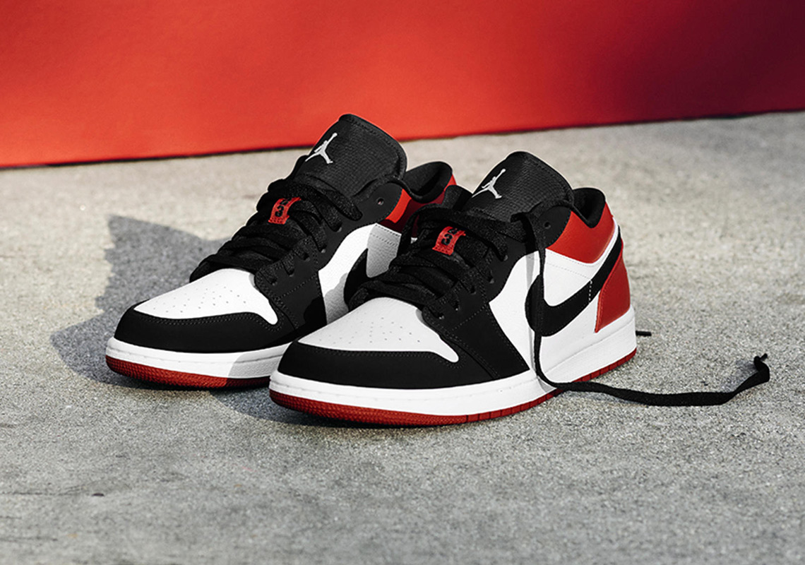 Air Jordan 1 Low Nike SB Release Info