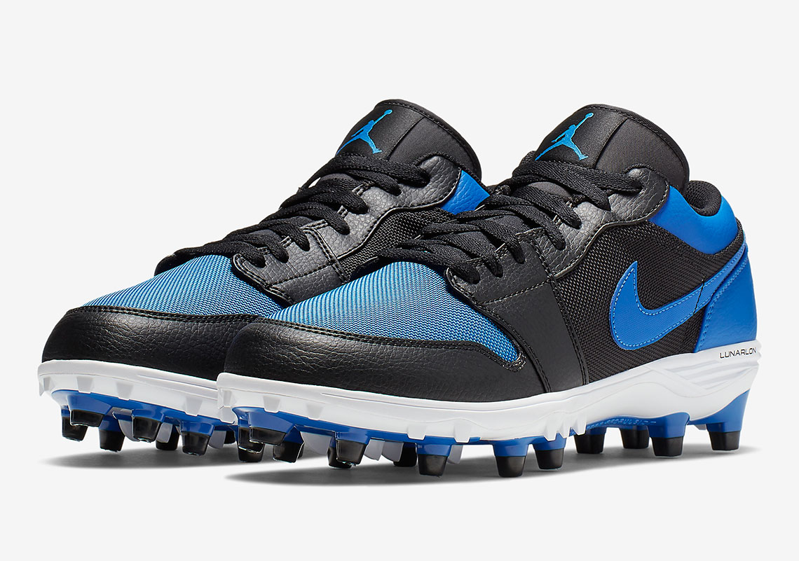 Air Jordan 1 OG Colorways Turned Into Football Cleats