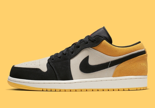 "The Air Jordan 1 Low ""University Gold"" Is Actually Inspired By SBs"