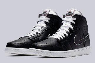 """4cff0b4c561482 These Air Jordan 1 Mids Were Inspired By Jordan Brand s """"Maybe It s My  Fault"""" Commercial"""