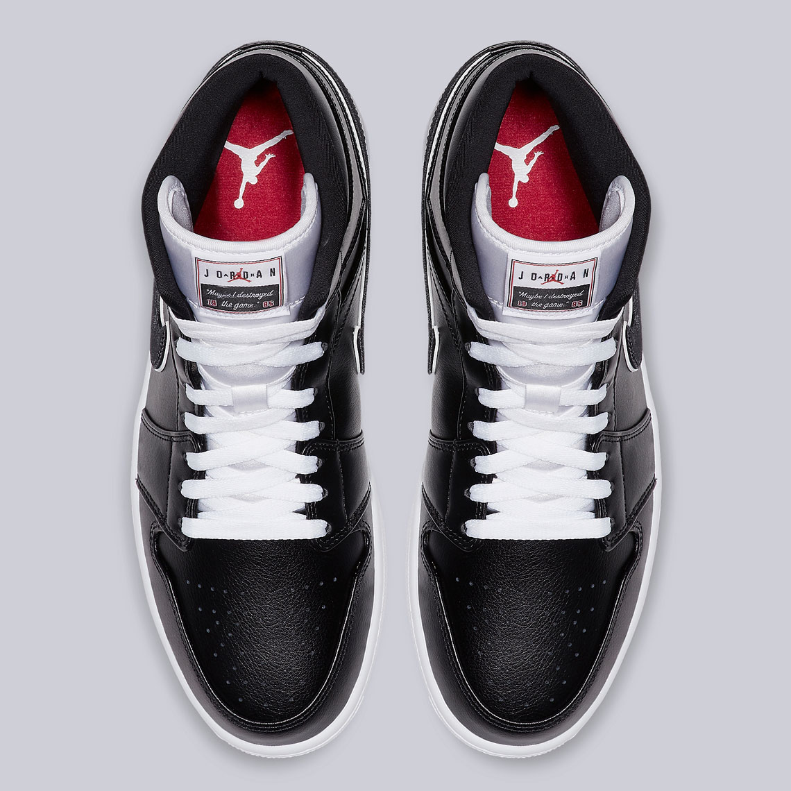new products 817e5 1de8f Air Jordan 1 Mid  120. Color  Black White Black Style Code  852542-016.  Where to Buy. Nike Available. Advertisement. Advertisement
