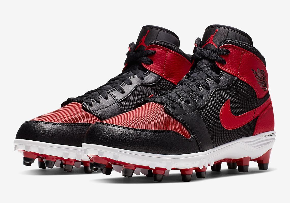 Air Jordan 1 Football Cleats Release Info |