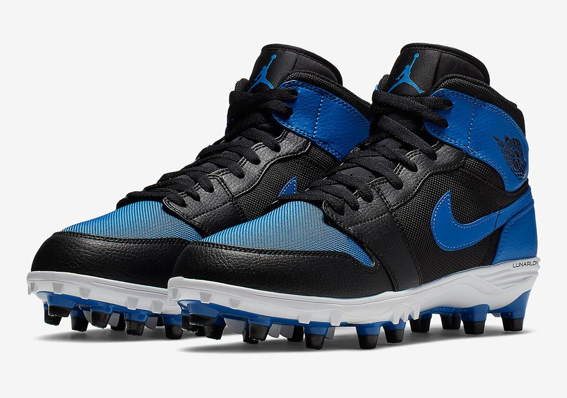 242d439ae23 Air Jordan 1 Football Cleats Release Info | SneakerNews.com
