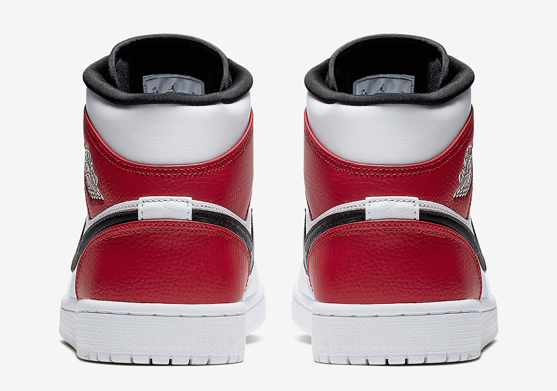 buy popular 138da 28e51 Air Jordan 1 Mid Offers Up A Remix On The