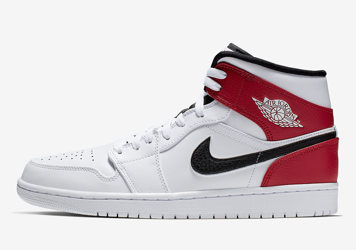 new arrival 964e6 6cfef Another Chicago Style Remix Arrives On The Air Jordan 1 Mid