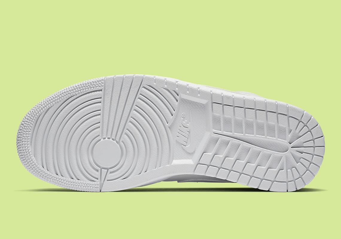 """best website 02001 ec122 Air Jordan 1 Mid """"White Patent""""  120. Style Code  BQ6472-111.  Advertisement. Advertisement. show comments"""