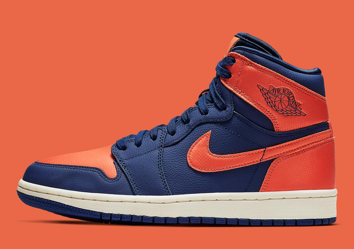 100% authentic 04988 71b69 Jordan 1 Retro High Blue Void AH7389-408 Release Info   SneakerNews.com