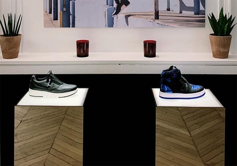 Exclusive Women's Air Jordan 1 Colorways Shown Off In Paris