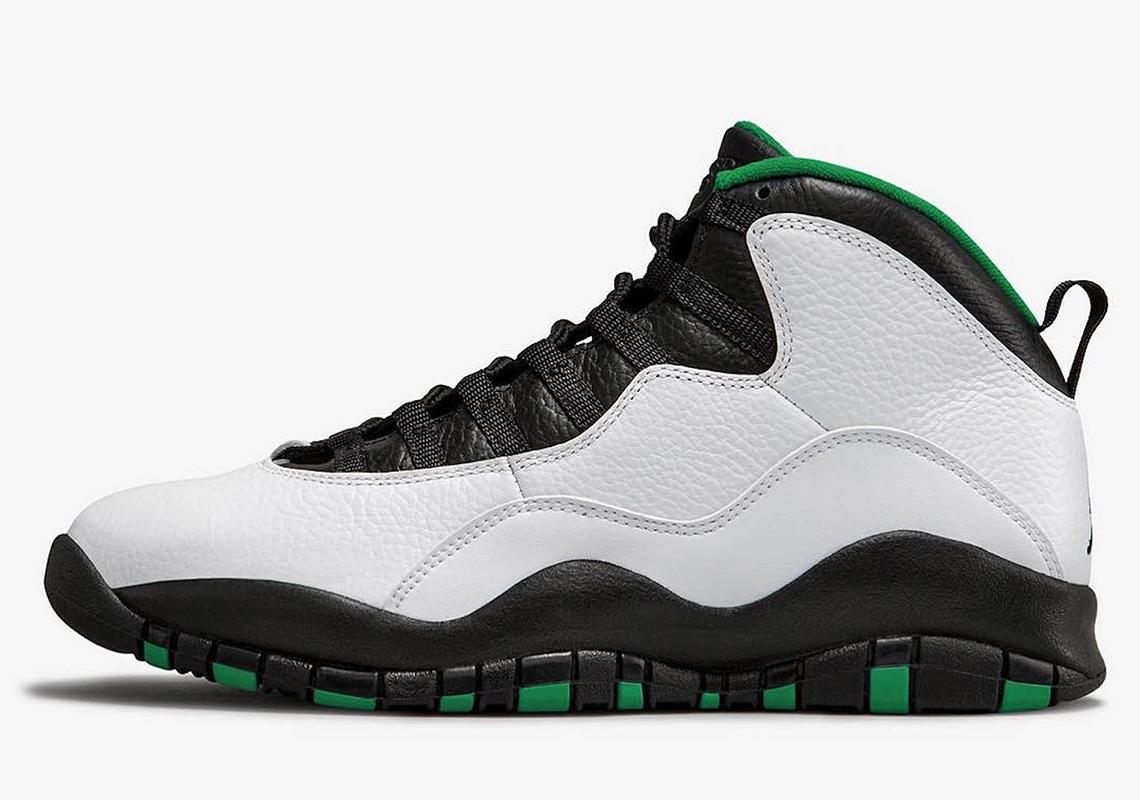 best service 88fa7 3a412 Jordan 10 Seattle 2019 Release Date | SneakerNews.com