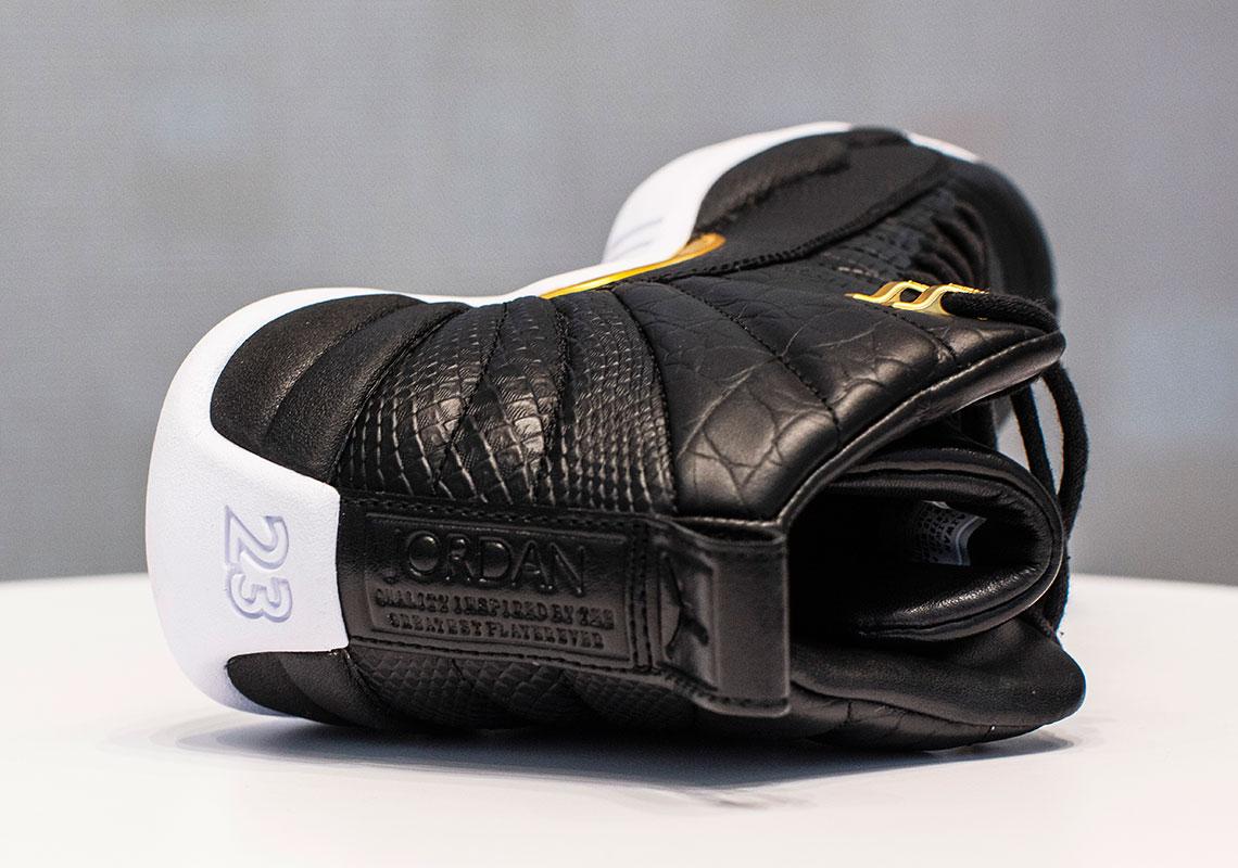 all black 12s