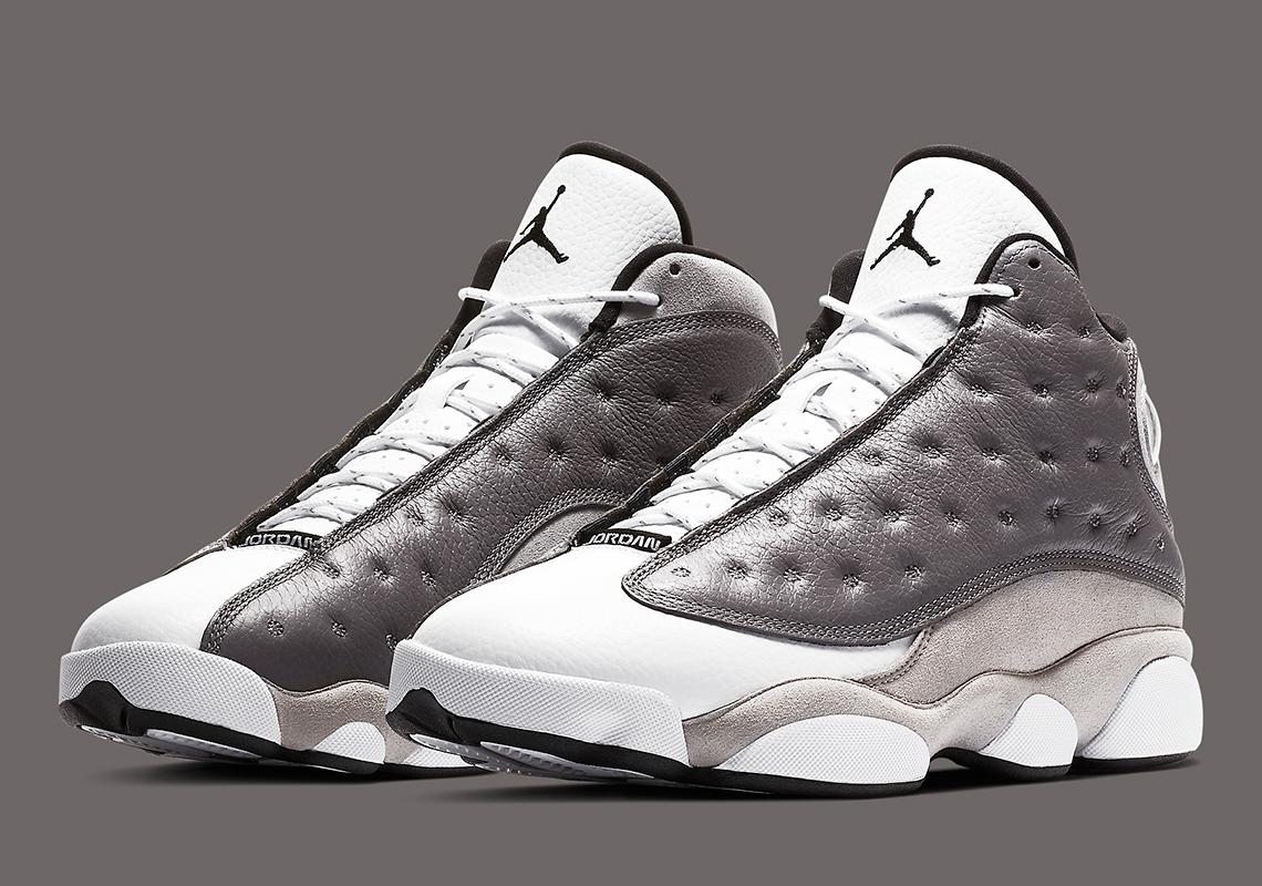 "online store 79fb4 09689 Where To Buy The Air Jordan 13 ""Atmosphere Grey"""