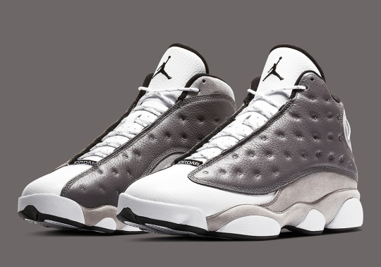 "Where To Buy The Air Jordan 13 ""Atmosphere Grey"""