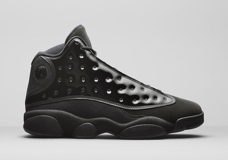 "wholesale dealer acd94 84e98 Air Jordan 13 ""Cap And Gown"" Release Date  April 27th, 2019  200. Color   Black Black Style Code  414571-012"