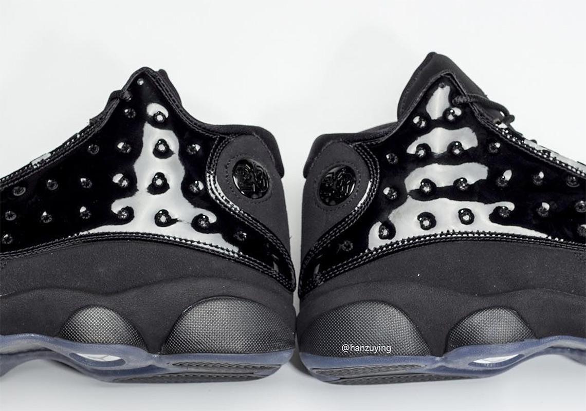 9a4d18297bc941 Air Jordan 13 Cap And Gown 414571-012 Release Info