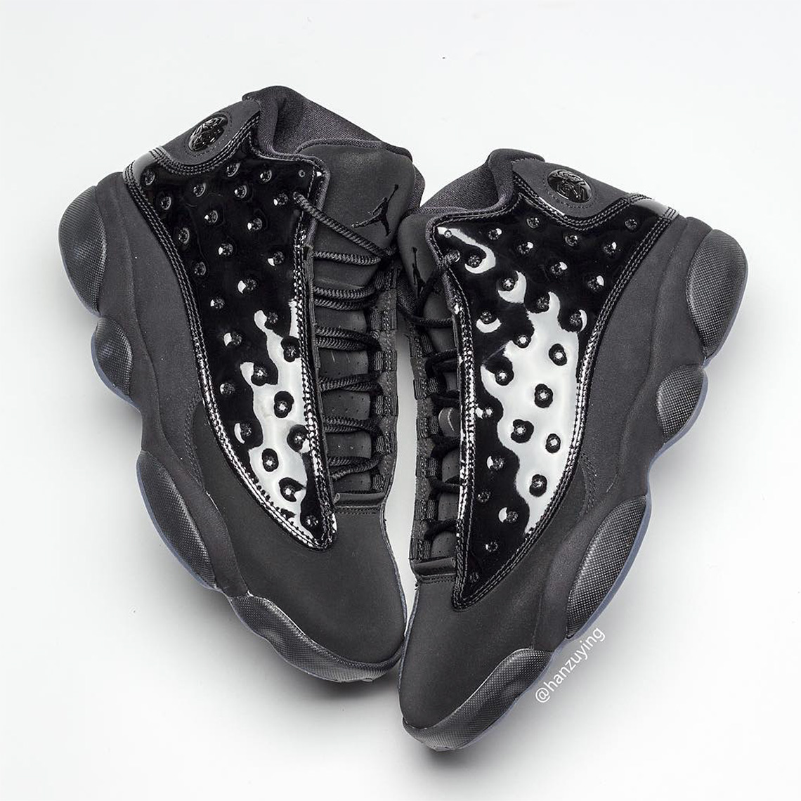 "new concept aa6e1 9b009 First look At The Air Jordan 13 ""Cap And Gown"""