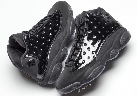 "6ef23c6347c855 First look At The Air Jordan 13 ""Cap And Gown"""