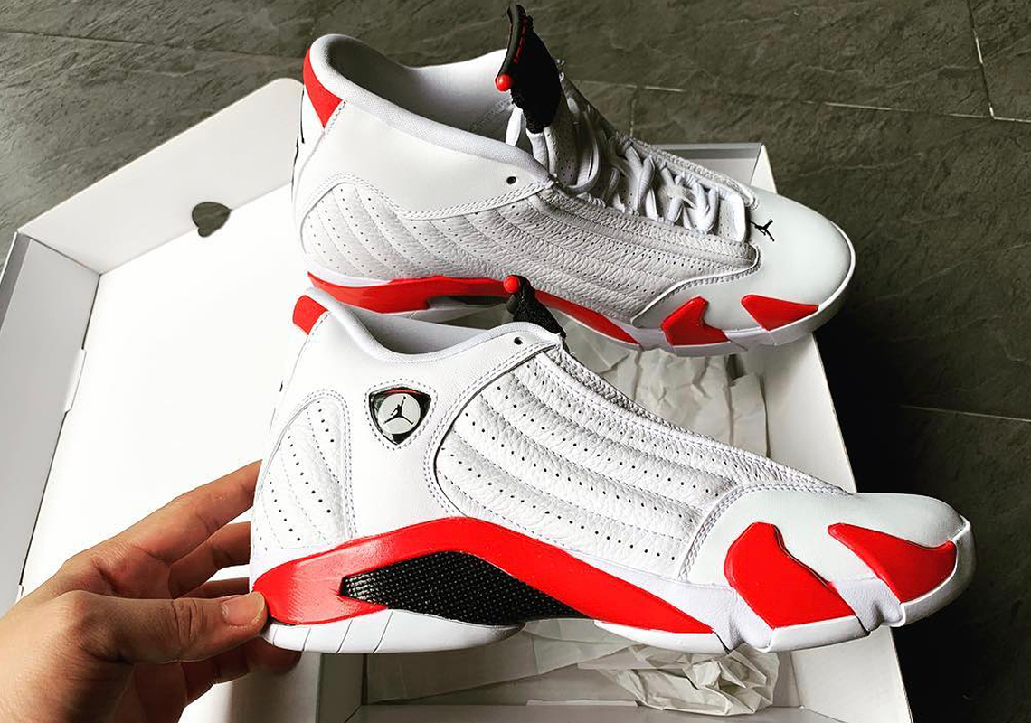 "timeless design 50c2c 6c73f Detailed Look At The Air Jordan 14 ""Rip Hamilton"""