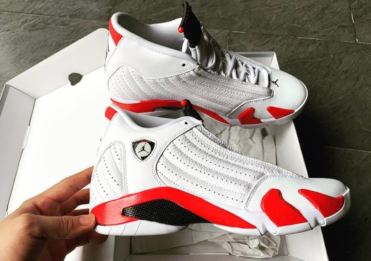 "Detailed Look At The Air Jordan 14 ""Rip Hamilton"""