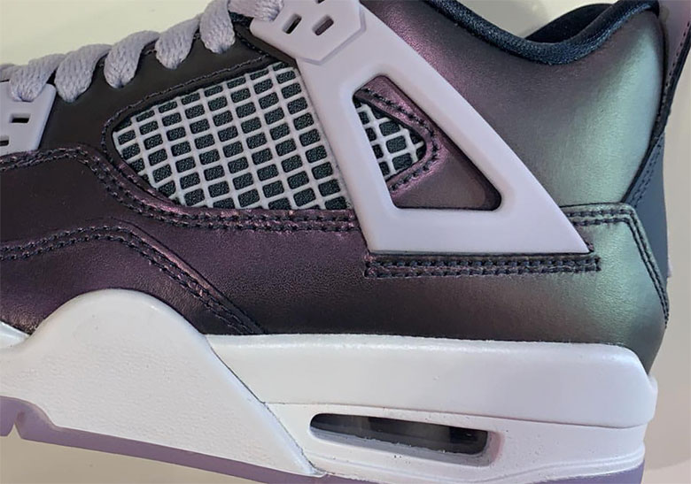 cheap for discount 4ebf6 af4e7 Air Jordan 4 Monsoon Blue BQ9043-400 Release Date   SneakerNews.com