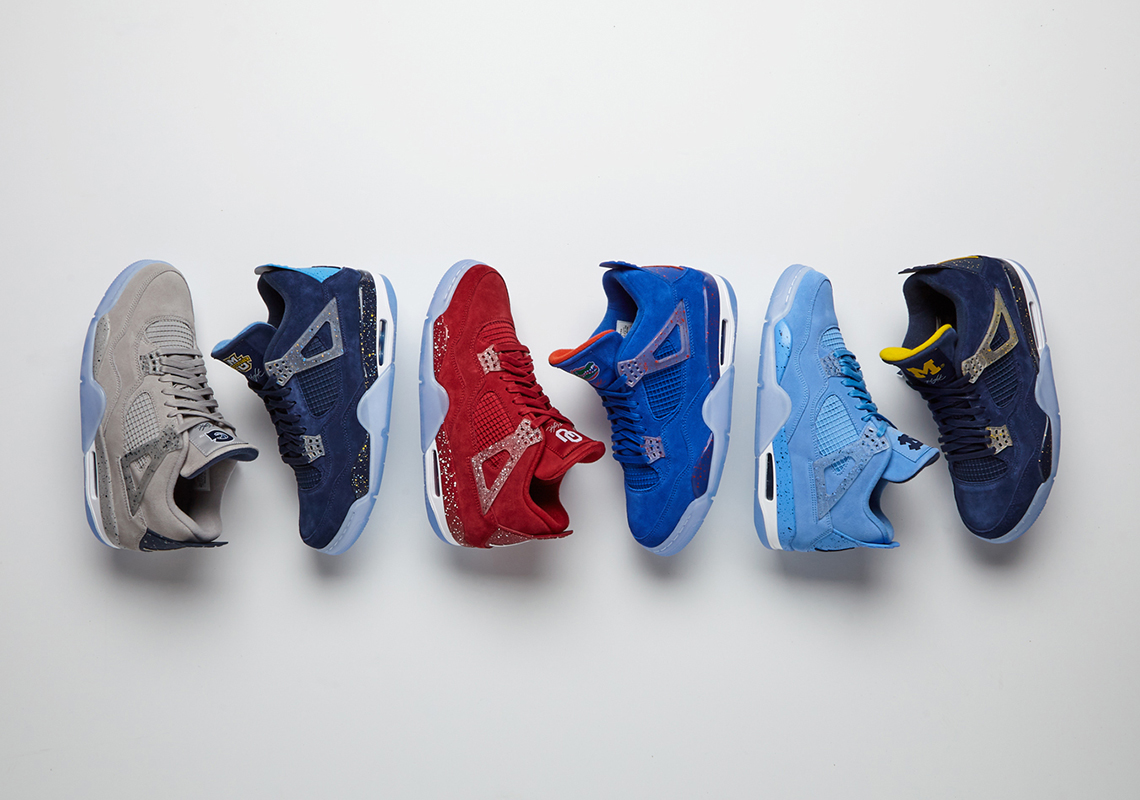 huge selection of 49ad0 7f392 However, you can check them out in detail below, and also catch them in  action on the feet of your favorite Jordan Brand-sponsored squad this March.