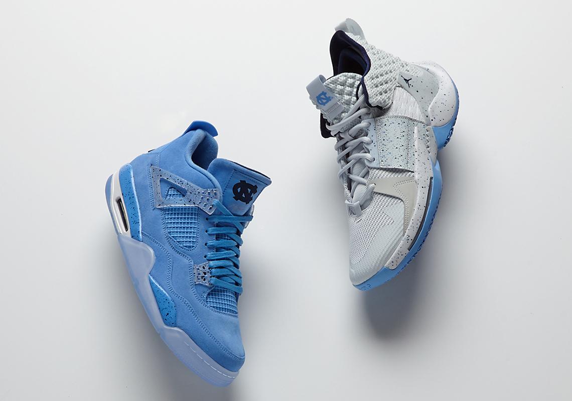 on sale c6535 67338 Air Jordan 4 + Jordan Why Not Zer0.2 College PEs   SneakerNews.com