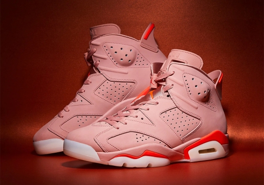 Where To Buy The Aleali May x Air Jordan 6