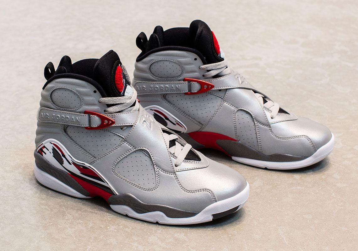 e0b9701e494 Jordan 8 Reflective - Release Date | SneakerNews.com